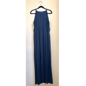 H&M Open Back Maxi Dress